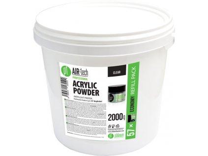 Platinum PLATINUM AIR-tech ACRYLIC Clear, Hộp 2000g -  bột acrylic trong suốt không chuyển sang màu vàng
