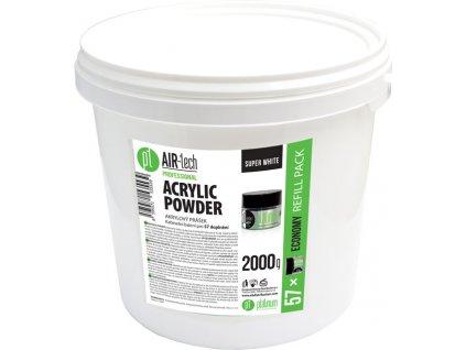 AIR-tech ACRYLIC Super White, Gói to 2000g -  bột acrylic trắng sáng