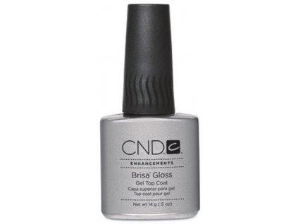 CND BRISA™ Gloss 0.5oz (14g), gel phủ có độ bóng cao