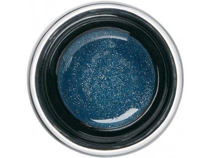 CND ĐÃ NGỪNG SẢN XUẤT Silver Frost 0.5oz (14g), Brisa™ gel màu , bạc óng ánh