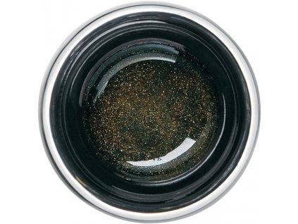 CND ĐÃ NGỪNG SẢN XUẤT Gold Shimmer 0.5oz (14g), Brisa™ gel màu , vàng óng ánh, trong