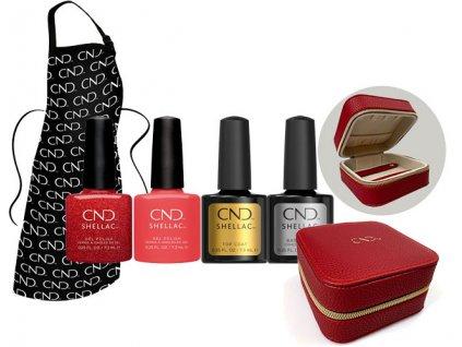 CND grand opening - CND SHELLAC