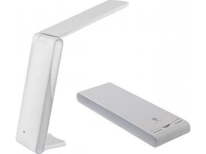 Daylight KONEC VYROBY - LED LAMP FOLDI™ velmi elegantní přenosná lampa, bílá (D45000)
