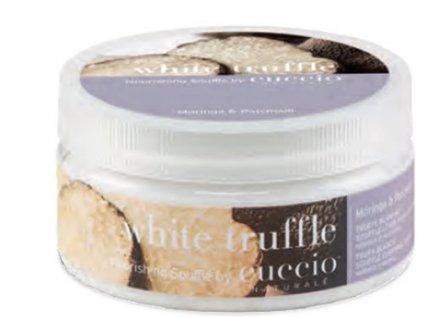 CUCCIO White Truffle Nourishing Souffle 8oz – Tělové suflé Bílý lanýž a pačuli 226g