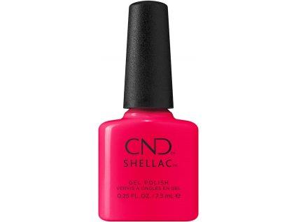 CND CND™ SHELLAC™ - UV COLOR - SANGRIA AT SUNSET (378) 0.25oz (7,3ml)