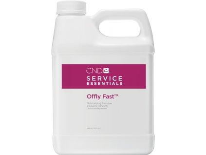 CND CND OFFLY FAST MOISTURIZING REMOVER 32oz (946ml)- chất tẩy dưỡng ẩm Shellac,Vinylux,Creative P.