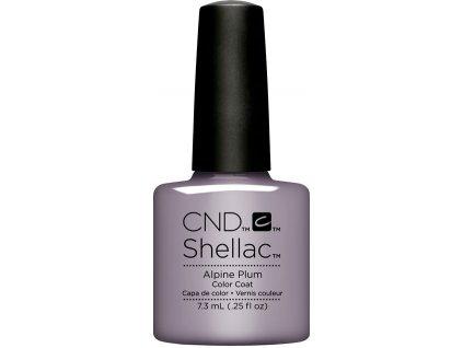 CND SHELLAC™  - UV COLOR  - ALPINE PLUM 0.25oz (7,3ml)