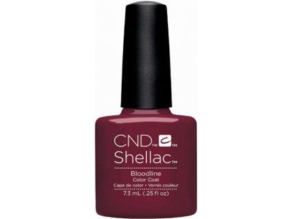 CND SHELLAC™  - UV COLOR  - BLOODLINE 0.25oz (7,3ml)