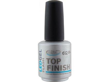 EBD Extra Quality LED FLASH Gel - Top Finish, 15 ml (silver line)