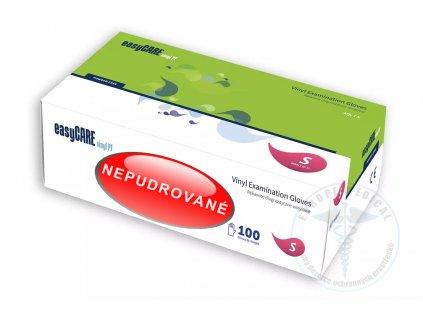 RUKAVICE VINYL easyCARE 10 boxů europemedical