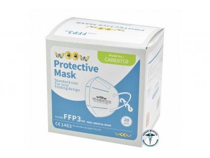 woow europemedical ffp3 respirator