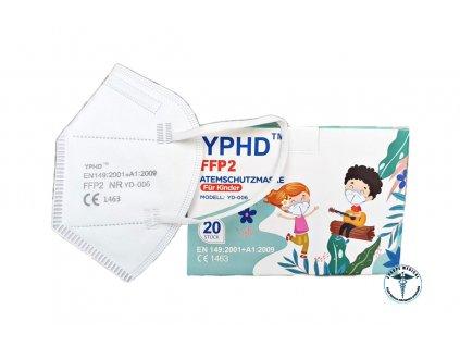 Detský respirátor YPHD europemedical