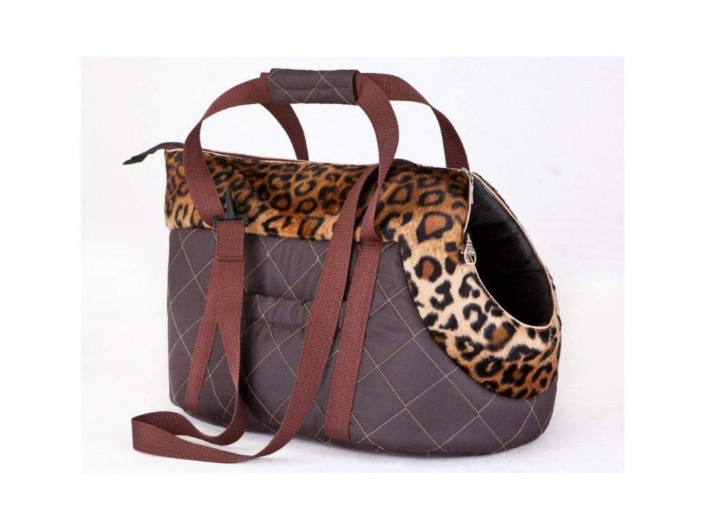 Taška pro psa cestovní - gepard