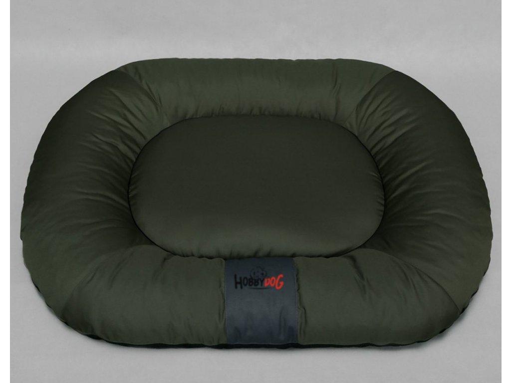 1 Ponton oválný Comfort zelený
