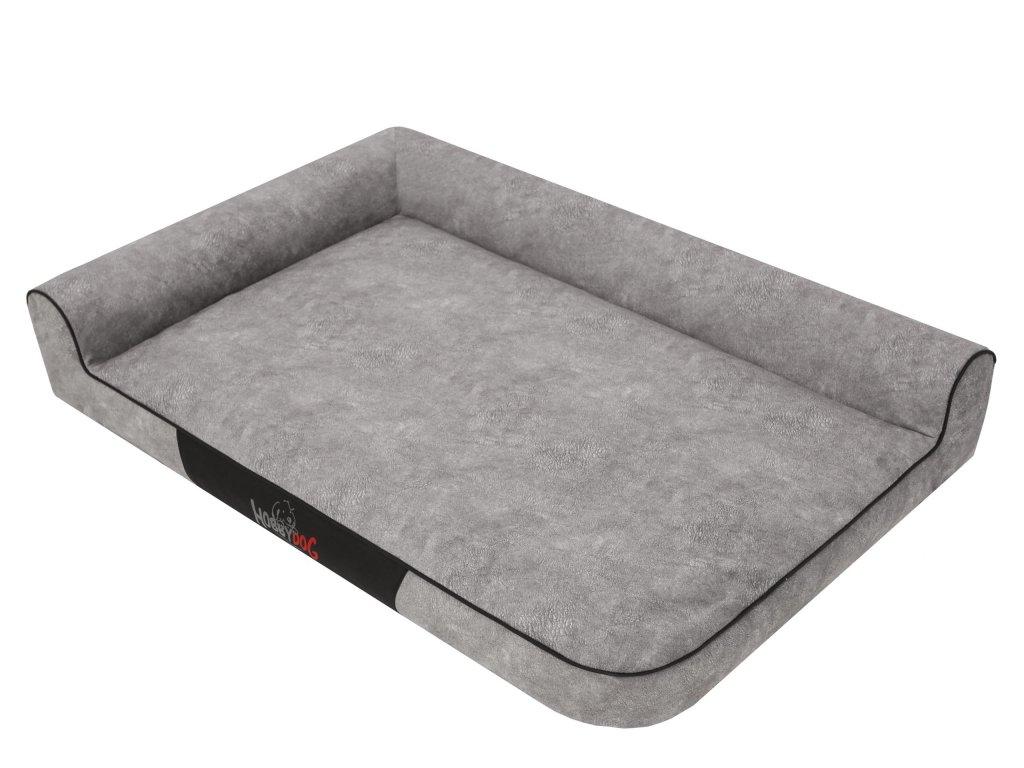 Pelíšek pro psa Best - šedý