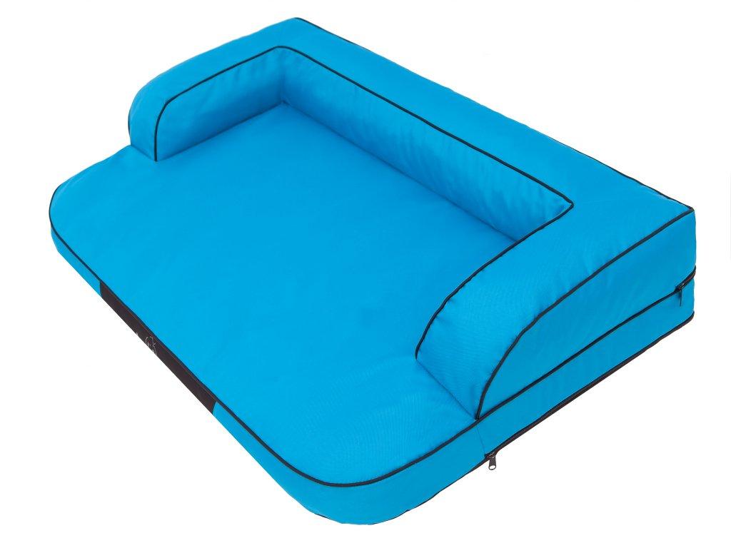 Pelíšek pro psa Top Standard - modrý