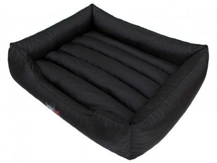 Pelíšek pro psa Comfort černý1