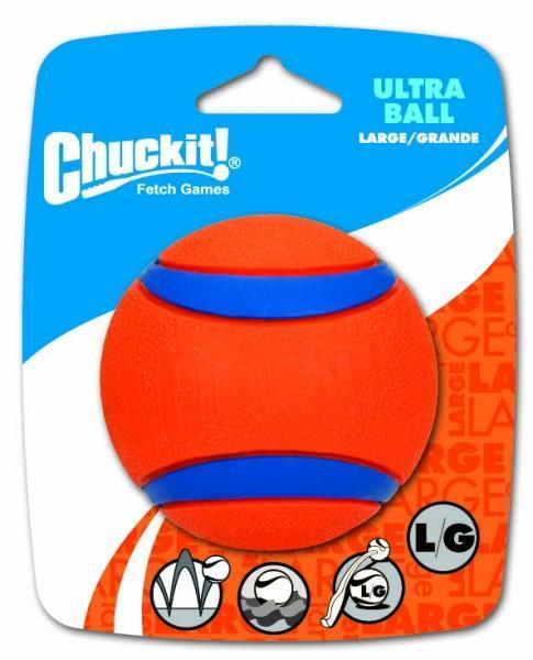 Chuckit! Míček Ultra Ball Large 7,5 cm