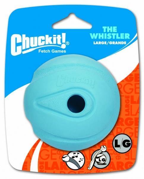 Chuckit! Míček Whistler Large 7,5 cm