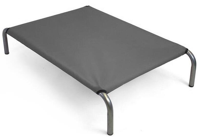Zdravotní lehátko pro psa HiK9 Canvas Grey Velikost: VELIKOST: M - 59x92x18 cm