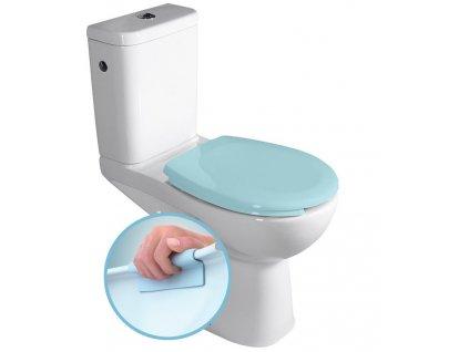 WC pro tělesně postižené