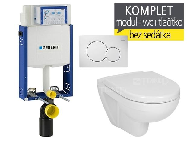 WC komplety - Závěsné