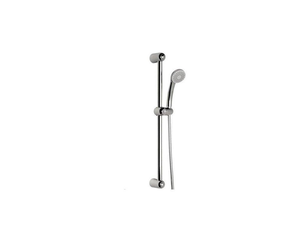 PIANI sprchová souprava, posuvný držák, chrom