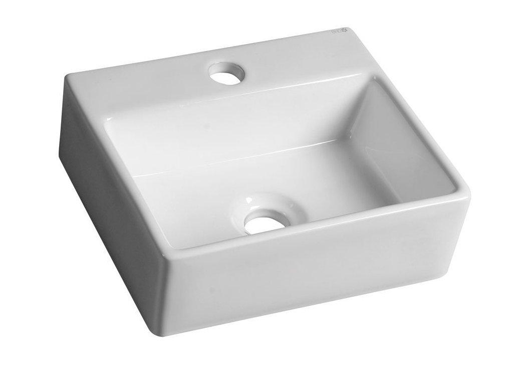GIULIA keramické umývátko 33,5x11,5x29 cm
