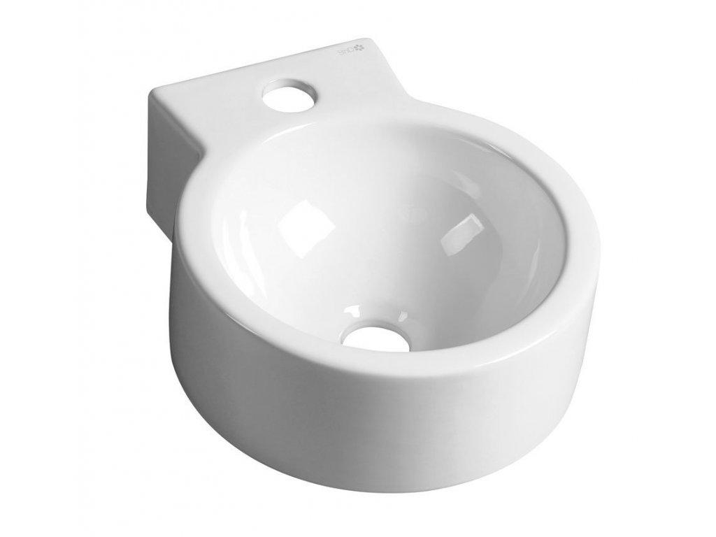 JAVEA keramické umývátko 28x11x33,5 cm