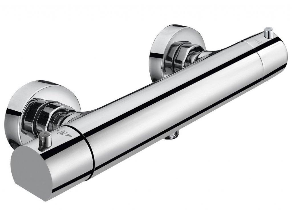 KIMURA nástěnná sprchová termostatická baterie, chrom