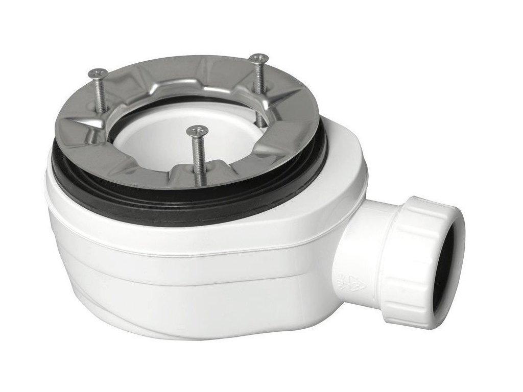 Vaničkový sifon, průměr otvoru 90 mm, DN40, nízký, pro VARESA, LUSSA, ARENA