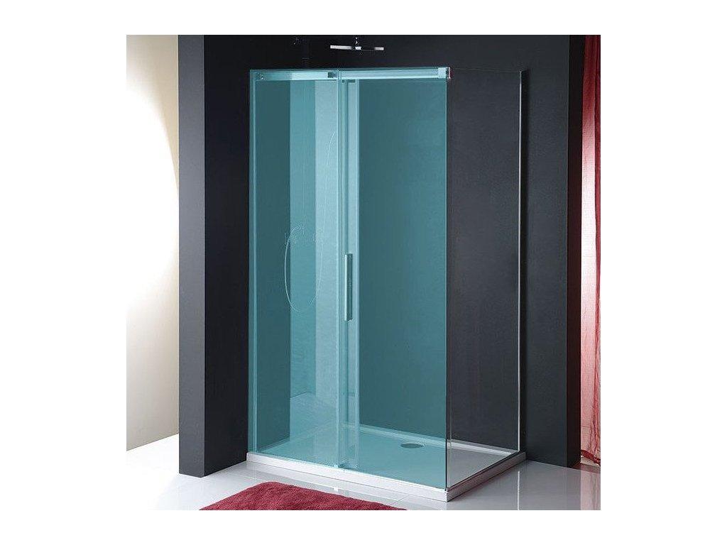ALTIS LINE boční stěna 800mm, čiré sklo