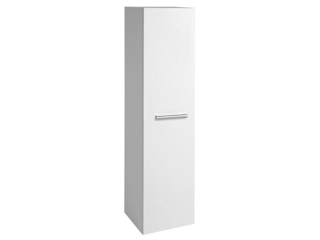 VEGA skříňka vysoká 35x150x31cm, levá/pravá, bílá