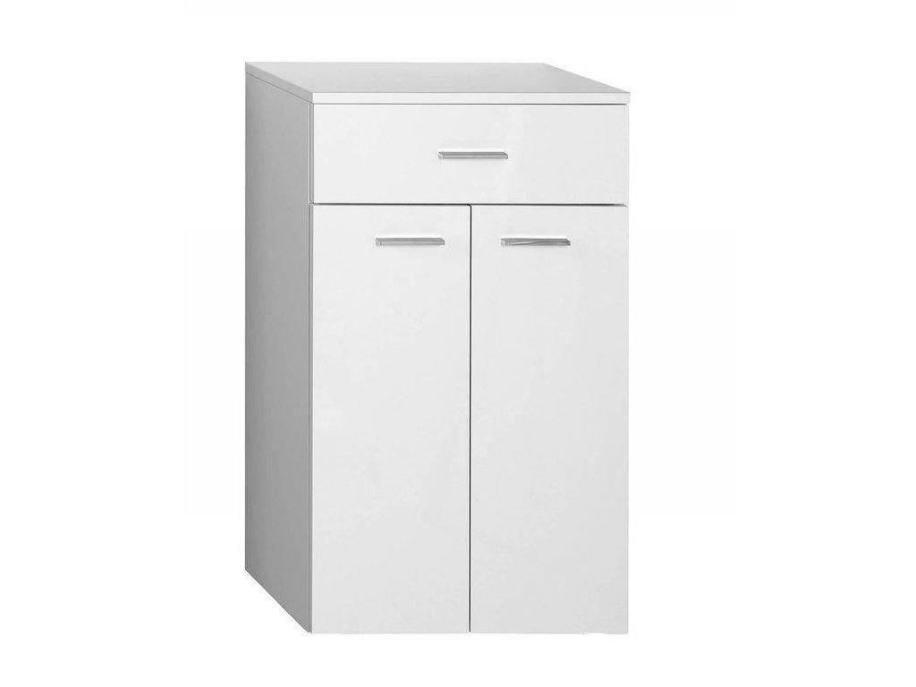 ZOJA/KERAMIA FRESH skříňka spodní se zásuvkou 50x78x29cm,dub platin