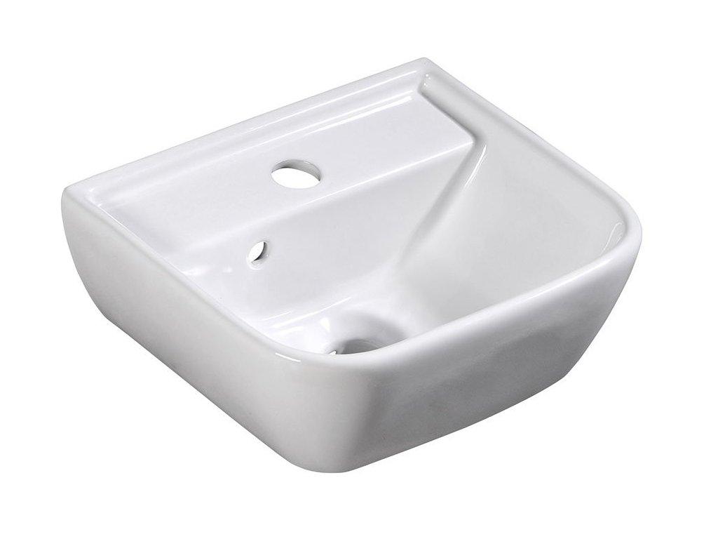BABEL keramické umývátko 35x30cm