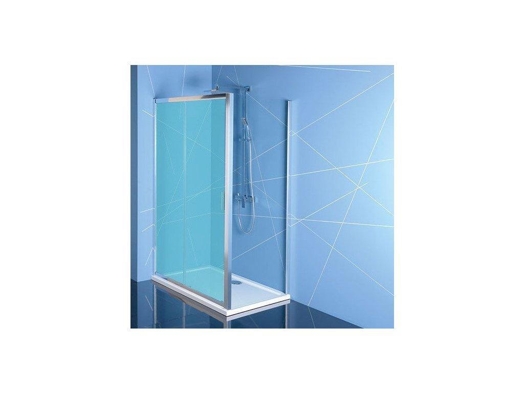 EASY LINE sprchová boční stěna 700mm, čiré sklo