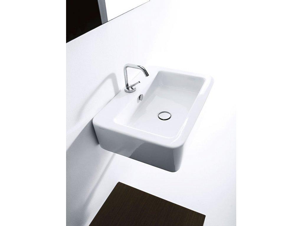 EGO keramické umyvadlo 60x43cm