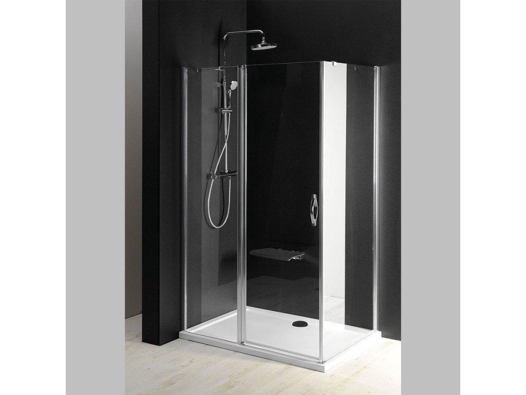 One čtvercový sprchový kout 900x900mm L/P varianta