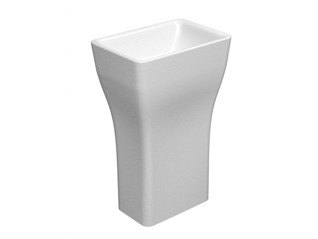 ELEMENT FREE keramické umyvadlo volně stojící 55x85x38cm