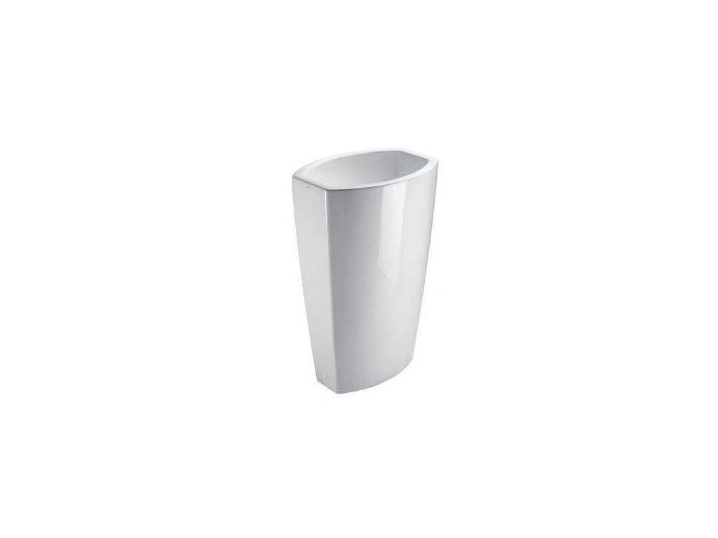 ELEMENT FREE keramické umyvadlo do prostoru 55x85x38 cm