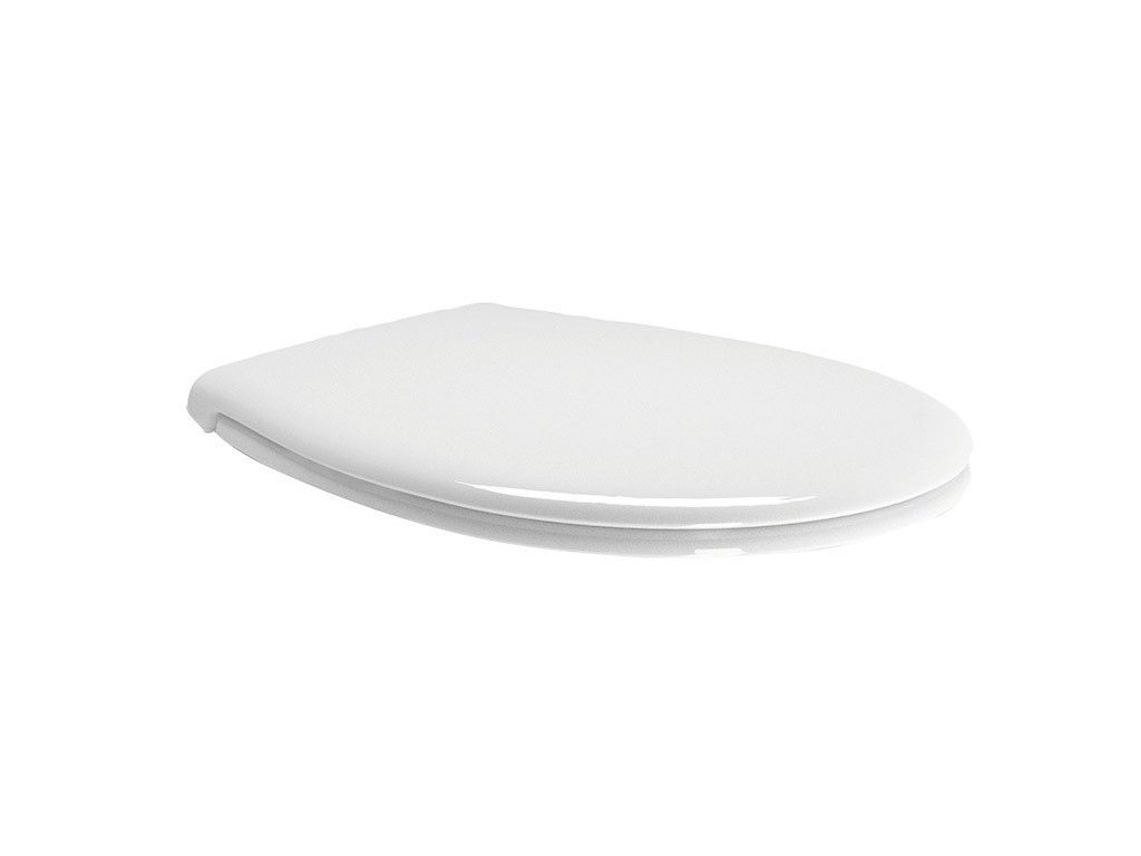 CLASSIC WC sedátko soft close, bílá/bronz
