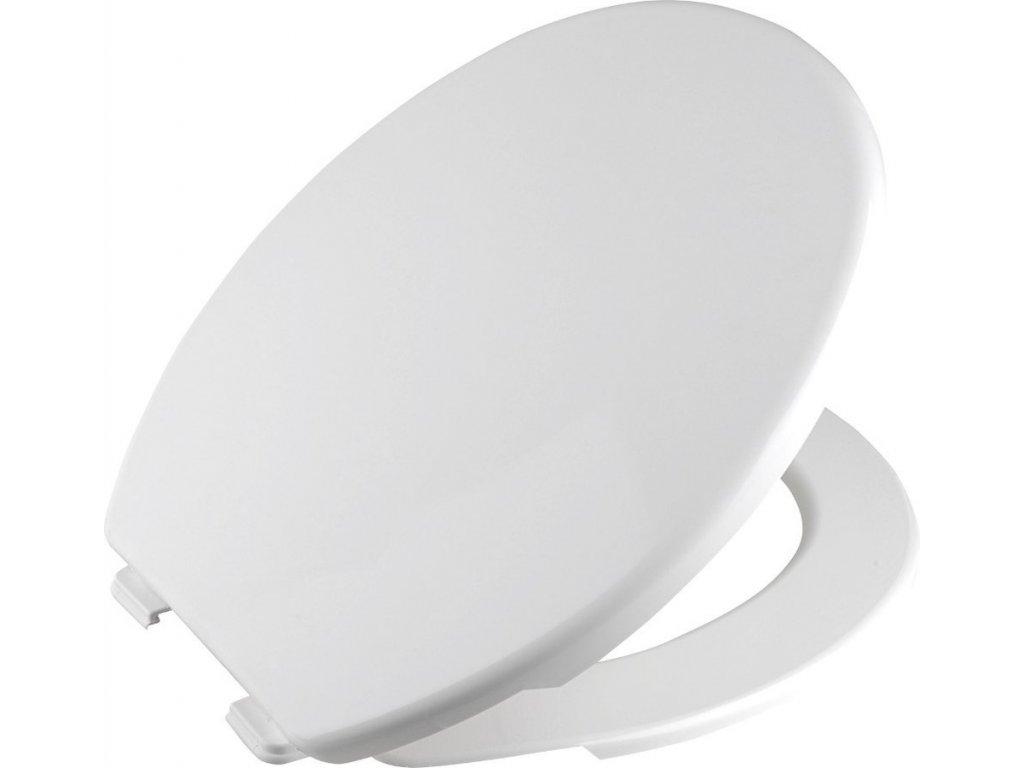 HELENA WC sedátko, polypropylen, bílá
