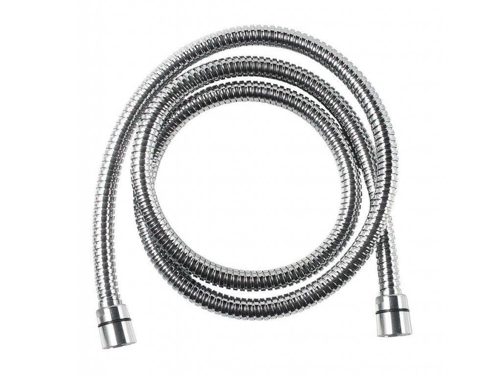 POWERFLEX opletená sprchová hadice, 120cm, chrom