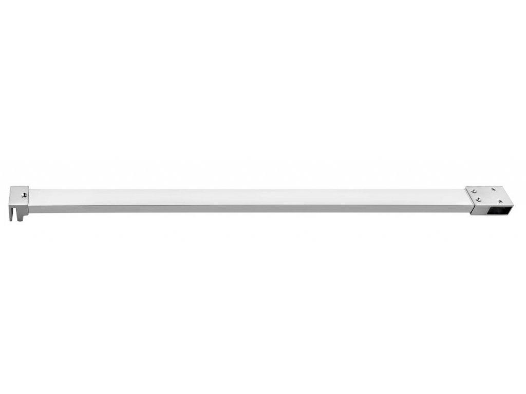 Doplňková vzpěra k MSBR1, 800 mm, chrom