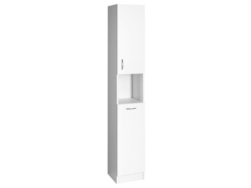SIMPLEX ECO vysoká skříňka s košem 30x180x30cm
