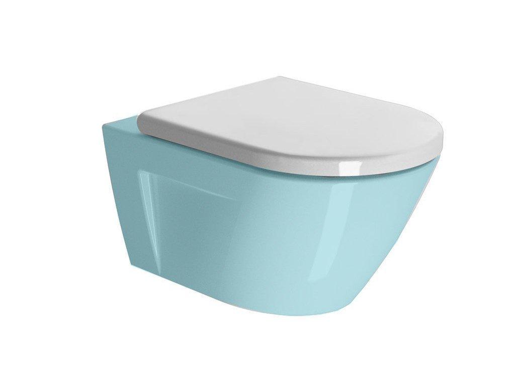 NORM/PURA WC sedátko, duroplast, bílá (MS8611)