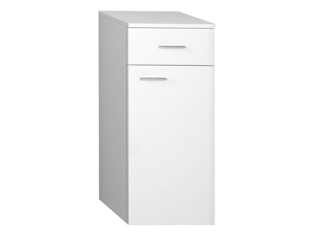 ZOJA/KERAMIA FRESHskříňka spodní 35x78x29cm, bílá