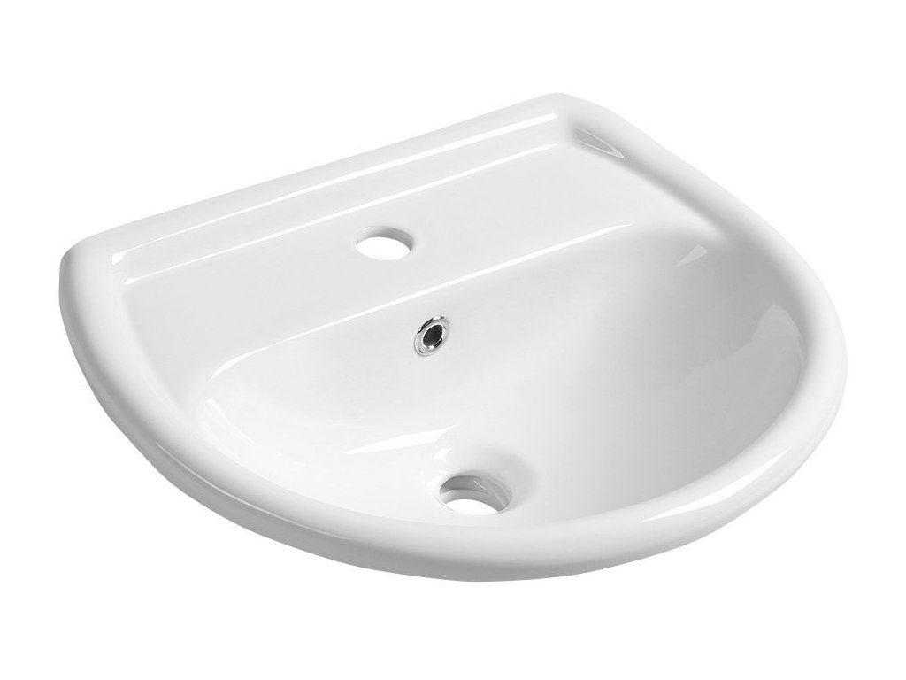 Keramické umyvadlo 50x40cm
