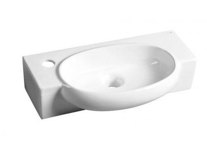 AVE keramické umývátko 50x13x27,5 cm