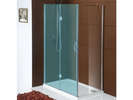 LEGRO boční stěna 700mm, čiré sklo